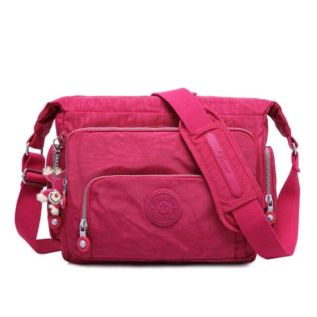 TEGAOTE Messenger Bags Women Crossbody Shoulder Bag Lady Bolsa Feminina Mujer Large Solid Beach Travel Bag Female Zipper 2020