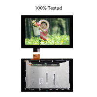 Free Shipping For Sony Xperia Tablet Z SGP311 SGP312 SGP321 10.1 Touch Screen Digitizer Lcd Display Assembly Replacement +Tools
