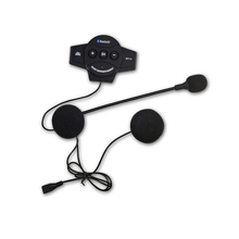 2019 Newest upgrade Motorcycle Hat helmet bluetooth earphone speaker headset automatically answers Bluetooth