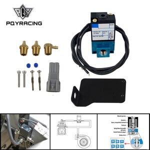 PQY-электронный электромагнитный клапан управления турбонаддувом для 08 + Subaru WRX Legacy Forester PQY-ECU03
