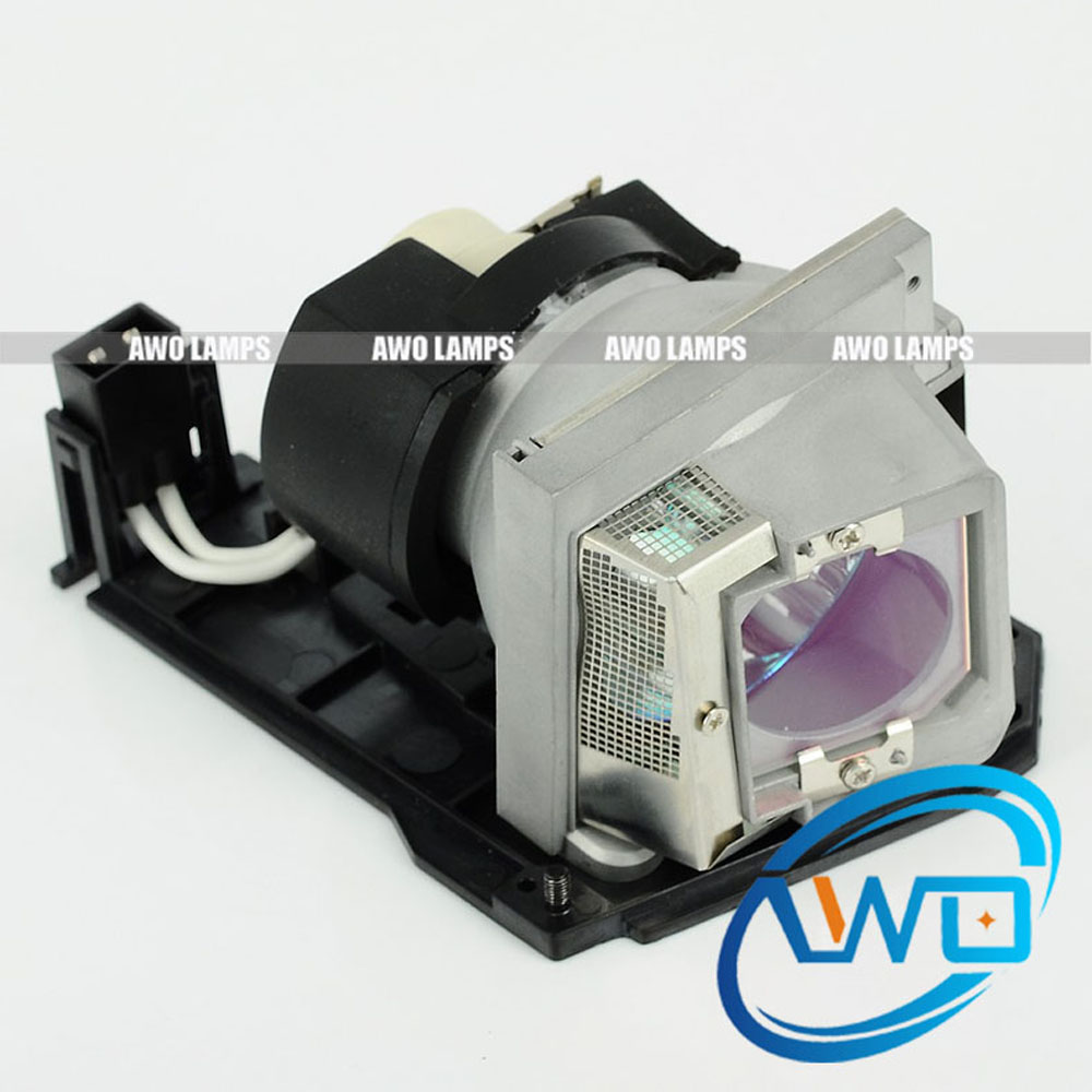 AWO 100% Original Projector Lamp SP.8FB01GC01/ BL-FP280D P-VIP280W inside for OPTOMA EX762 TX762 TW762  Projectors compatible projector lamp bl fp280d sp 8fb01gc01 with housing for optoma tx762 ex762 tw762 etc