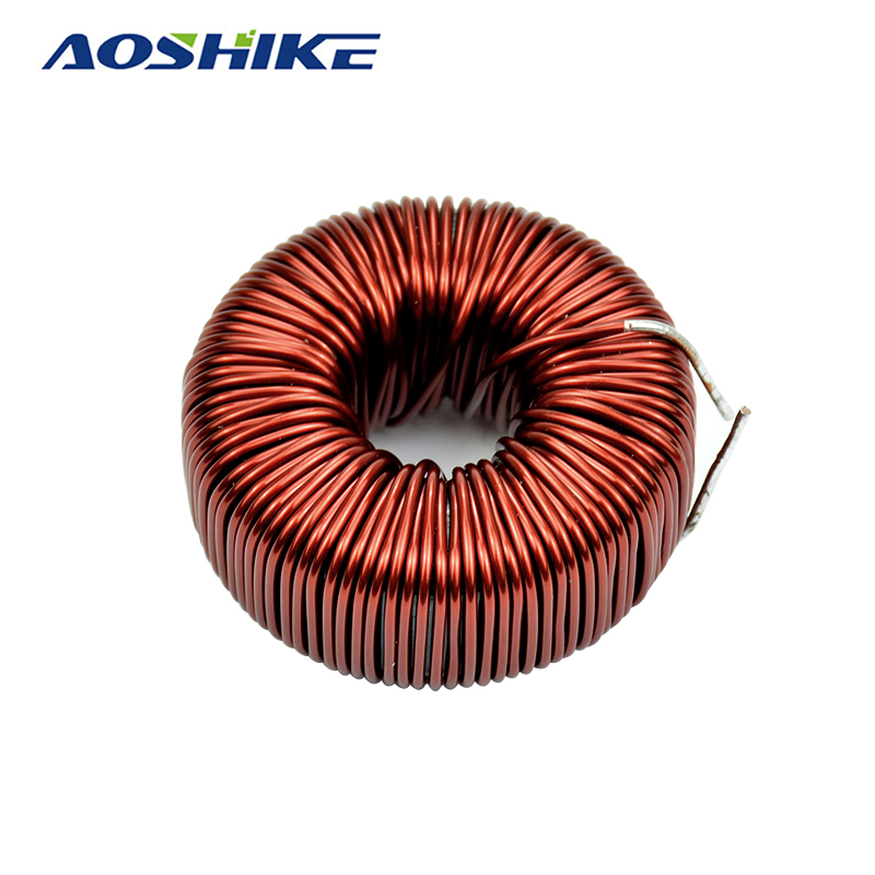 Aoshike Sendust Magnetic Coil Inductor 3.0mH 9.0A Inductance 1000-3000W Inverter m39010 08 br22ks inductor mr li
