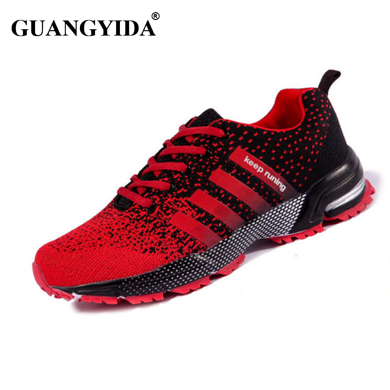 2017 Men Casual Shoes Autumn Summer mesh lovers shoes ...