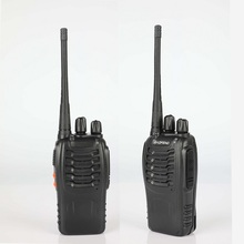 2pcs BF-888S Walkie talkie UHF Two way radio baofeng 888s UHF 400-470MHz 16CH Portable Outdoor Communication Tools