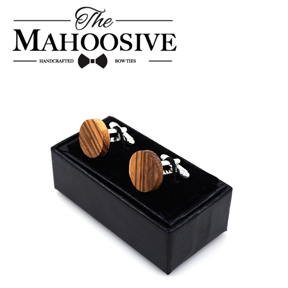 MAHOOSIVE Jewelry Fashion Shirt Cufflinks For Mens Gift Brand Cuff Links Buttons High Quality Abotoaduras Gemelos Free Shipping