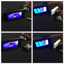 Waterproof Temperature Digital Thermometer Set Computer Water Cooling Thermometer Backlight
