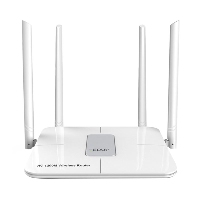 EDUP 5Ghz Wifi Router 1200Mbps Wireless Wlan Wifi Repeater 802.11Ac Wifi Range Extender 4 X 5Dbi Antenna Wifi Amplifier Eu Plu
