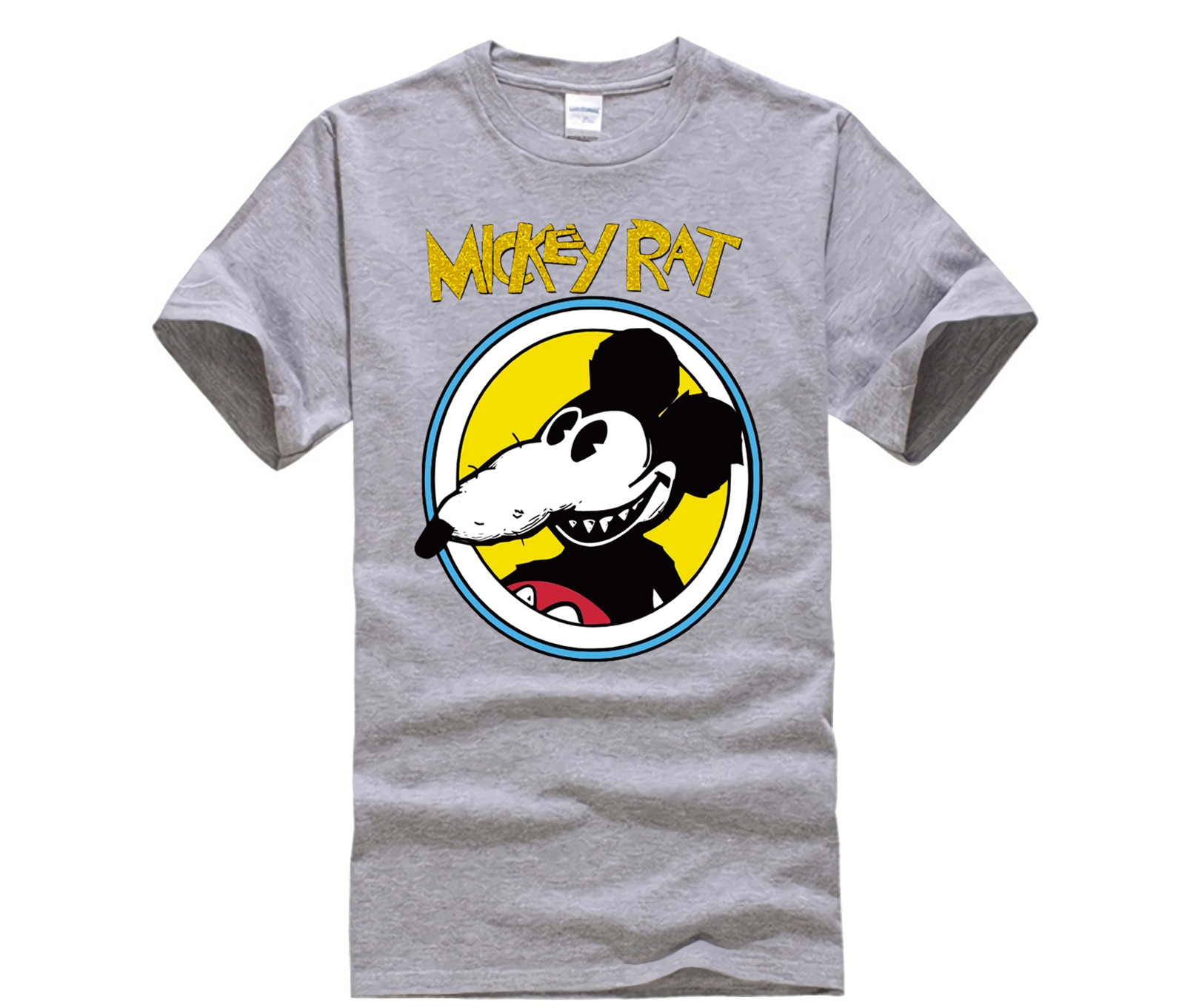 HOT deals Mickey Rat Funny Parody Mouse Cartoon Retro T Shirt 3 in T Shirts from Men 39 s Clothing