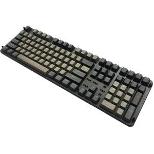 Image 4 - PBT Doubleshot Cherry MX Keycaps Dolch ANSI Cherry Profilo Per 60%/TKL 87/104/108 MX Meccanica fit tastiera iKBC Akko X Ducky