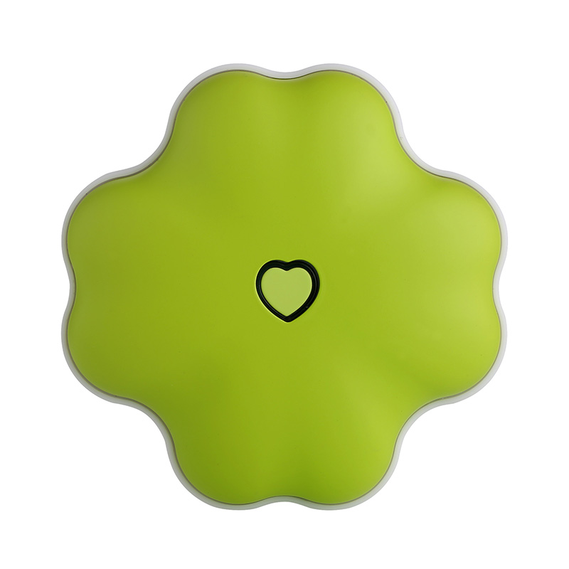 2017 New Four Leaf Clover Electric Hand Warmer 3 Colors 2 Gear Temperature Warm Hands Treasure Portable For Home Office Travel сумка спортивная quiksilver new duffle four leaf clover