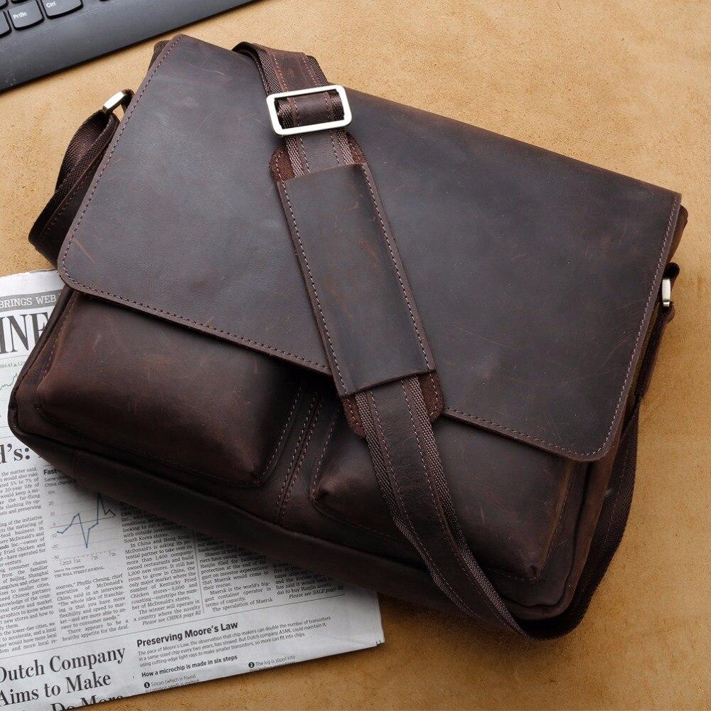 Folgandros натуральная кожа сумка Для мужчин бренд сумка на ремне с кармана сотовый телефон Для мужчин дизайнер Простой натуральной Bolsa