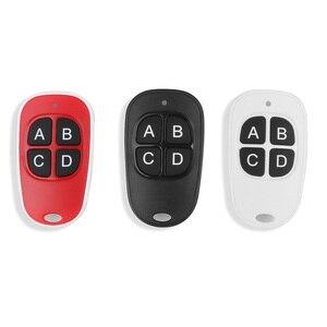 Image 4 - Kebidu השליטה מרחוק 433MHz שיבוט מעתק אלחוטי 4 מפתחות עמיד למים ידית מוסך שער חשמלי דלת מפתח