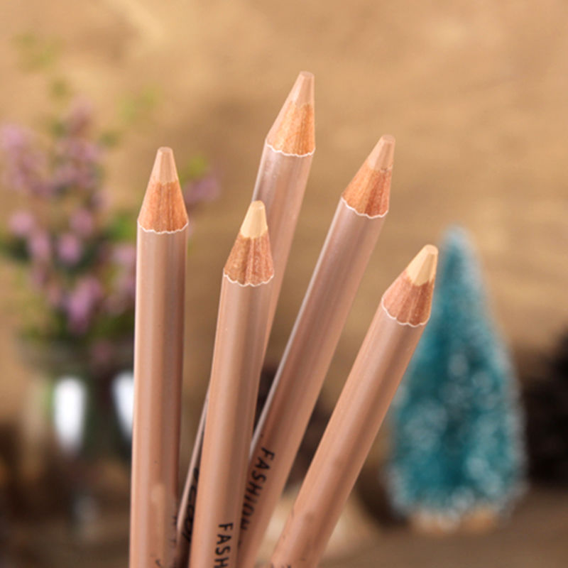 Professionals Face Makeup Pencil For Concealer Pencil Perfect Cover Acne Black Eye Spots Tool Natural image