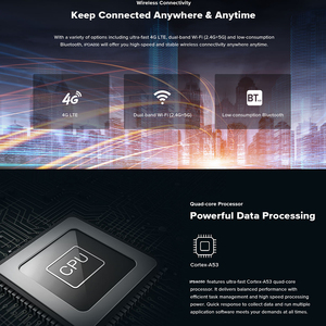 Image 3 - IssyzonePOS Android PosTerminalกันน้ำPDAอุตสาหกรรม 1D 2D Barcode Scanner 4G WiFi GPS BTโกดังข้อมูลเก็บPDA
