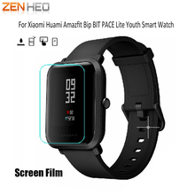 Full-Screen-Protector Amazfit Bip Film-Cover Protective Clear-Screen Smart-Watch Xiaomi