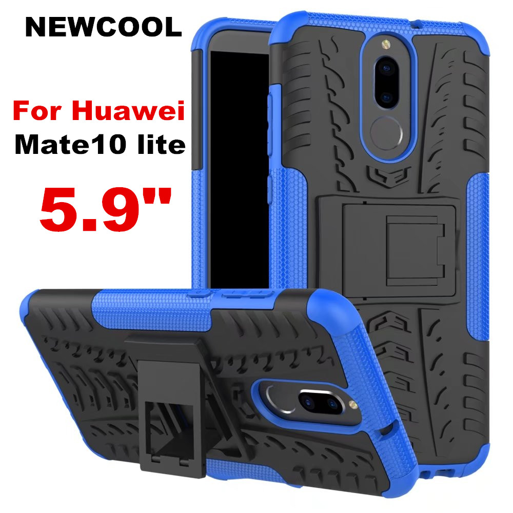 case For Huawei Mate10 Lite Case Mate 10Lite 5.9 inch Armor For huawei Mate 10 Lite Phone Bags Case Cover TPU & PC Maimang 6