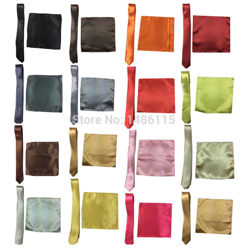 1_  39 Colours Man Polyester Silk Pocket Sq. Tie Go well with Set Hanky Groom Wedding ceremony Fits Enterprise Handkerchief Necktie ZY186117 HTB1roG4yFuWBuNjSszbq6AS7FXaR