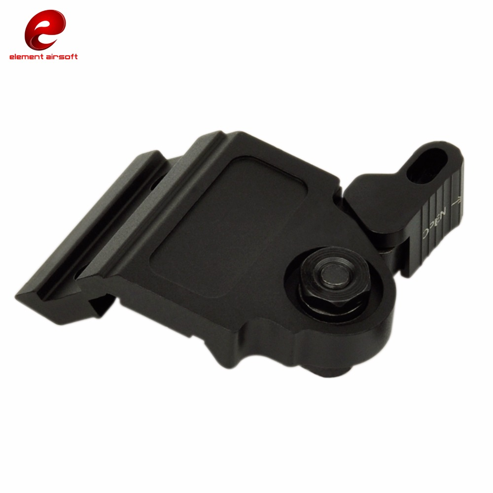 Element Tactical LT752 Scout Offset Mount Military Airsoft Paintball Hunting 600C / 300A Flashlight EX290