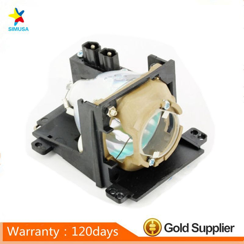Compatible Projector lamp bulb 310-1705 / 730-10632  with housing for  DELL 3100MP original projector lamp for dell 1609wx with housing