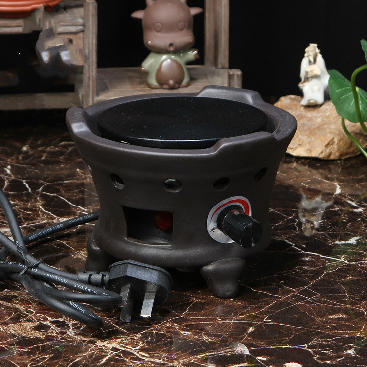 Hot Plates Mini small tea stove silent radiated electric ceramic furnace power hot iron pot glass boil