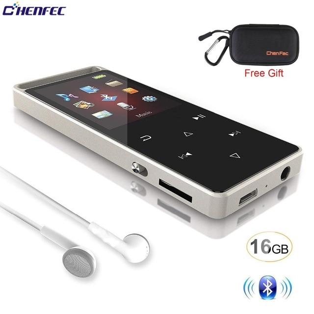 Mp3 プレーヤー Fm Bluetooth と 16 ギガバイトサウンドプレイヤースポーツ Pedo 計 mp3 音楽プレーヤー FM ビデオ時計サポート 32 ギガバイト SD カードプレーヤー
