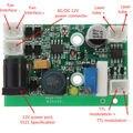 12 В TTL 1 Вт 2 Вт 3 Вт 445nm 450nm Лазерный Диод LD Водитель Питания Свет Этапа бесплатная