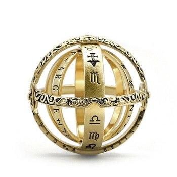 Astronomical Ball Pendant Ring 1