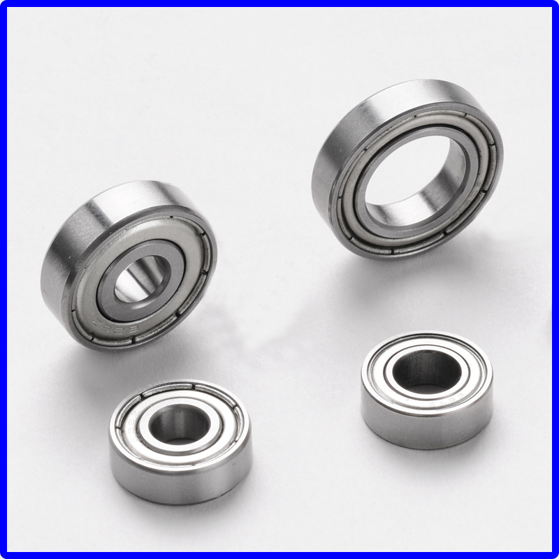 10PC 604ZZ Bearing 4x12x4 mm ABEC-5 Miniature 604 Z ZZ Ball Bearings 604-2Z