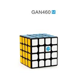 GAN 460 M Magnetische Cube 4x4 Magie Geschwindigkeit Würfel 4x4x4 Gan 460 M geschwindigkeit gan460M Cubo Magico 4 durch 4 Professionelle Puzzle kinder Spielzeug