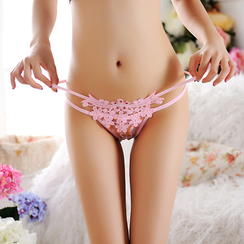 Free shipping bandage women thongs g strings transparent panties sexy underwear briefs g-strings thong tangas braga calcinha vs