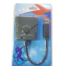 USB Oyun Dönüştürücü Adaptör PS2 oyun denetleyicisi için PS4 Denetleyici PC Dönüştürücü