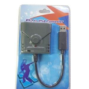 Image 1 - مهايئ مهايئ ألعاب USB لوحدة تحكم ألعاب PS2 لوحدة تحكم PS4 محول الكمبيوتر