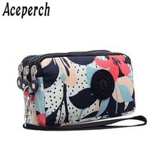 ACEPERCH Women Cosmetic Bags Girl Makeup Organizer Bag Flannel Pouch Cosmetic Ba
