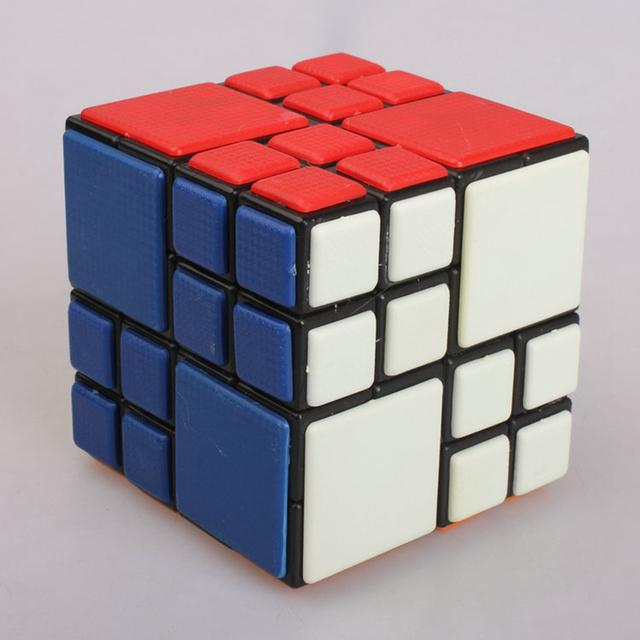 CubeTwist 70mm 4x4x4 Velocidad cubo Vendado Puzzle Cubos Mágicos Juguetes Educativos Para Niños de Los Niños Especiales