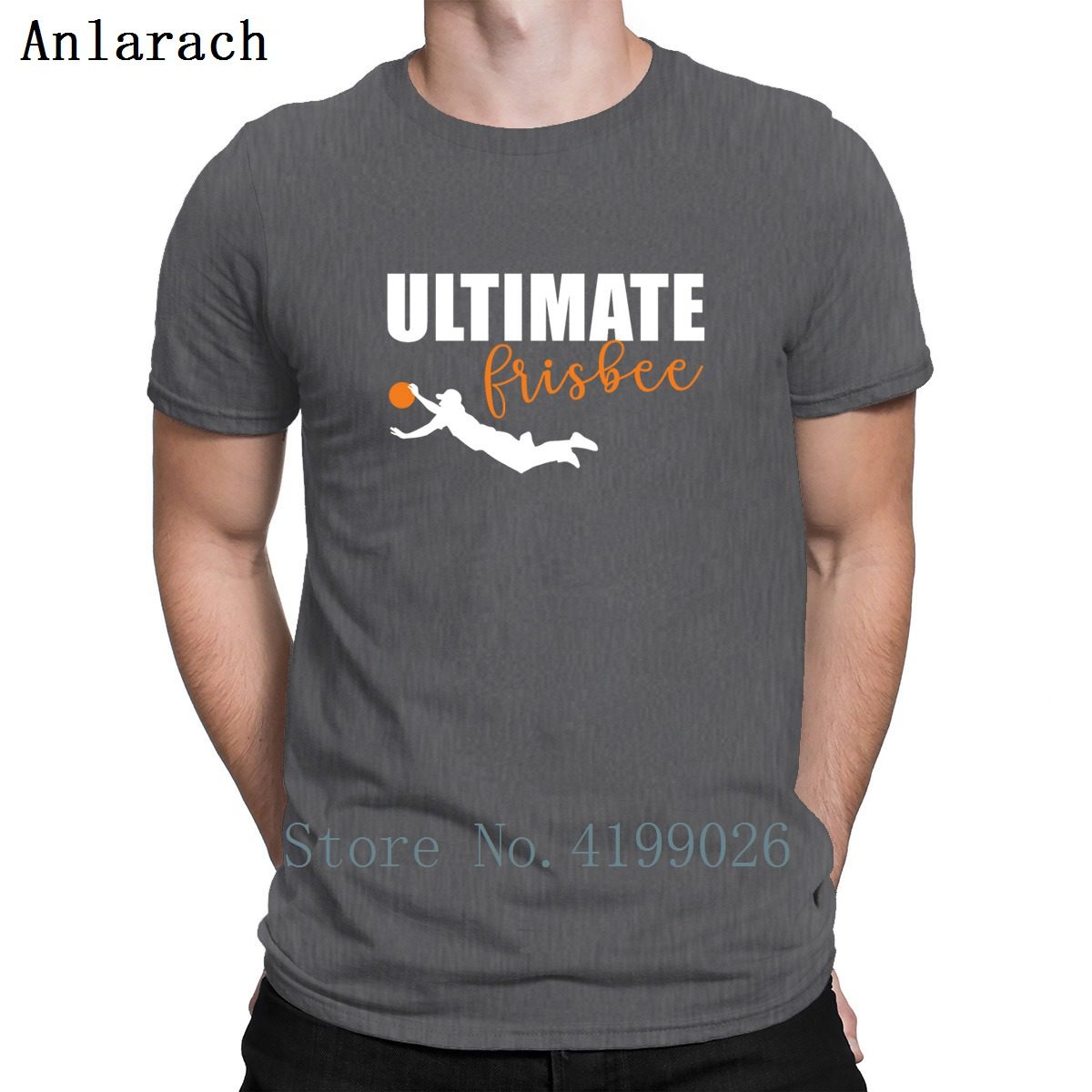 bbf6cd6a4 Ultimate Frisbee T Shirt High Quality Custom Summer Top Cool T Shirt For Men  Round Collar Homme Sunlight Great-in T-Shirts from Men's Clothing on ...