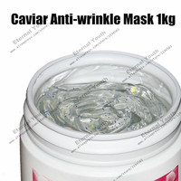 Caviar Anti wrinkle Moisturizing Skin Care Face Mask Firming Cosmetics 1000g Beauty Hospital Equipment Salon Wholesale