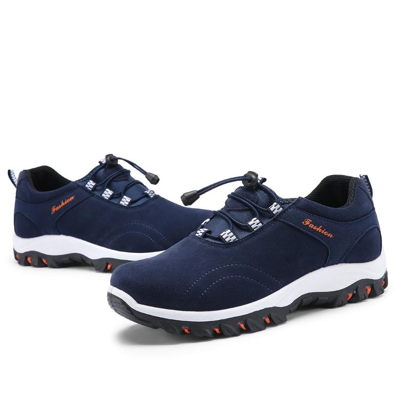 Venta caliente Verano Hombres Zapatos Informales Slip-On Estilo - Zapatos de hombre - foto 3