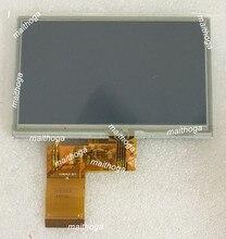 4,3 zoll 40PIN TFT LCD Gemeinsame Bildschirm mit Touch Panel ST7282 Controller 480(RGB)* 272