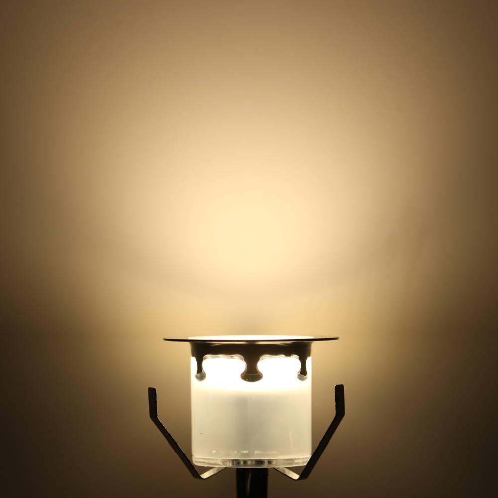 spotlight paisagem decorações lâmpadas