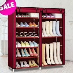 Шкаф для обуви.Обувница.Этажерка для обуви с нетканым чехолом.Системы хранения  обуви  9002