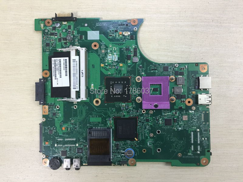 Free Shipping V000138460  for Toshiba Satellite L300  L305 INTEL series motherboard .All functions 100% fully Tested ! free shipping for toshiba satellite c55d a5120 motherboard v000325190 all functions fully tested