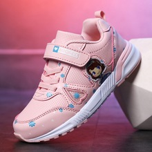 Girls sports shoes children shoes leisure mesh breathable kids school running shoes spring autumn new slip leather girls sneaker spring children s shoes 2017 fall new board shoes for boys and girls leisure help leather sports shoes