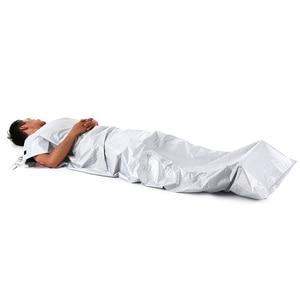 Image 4 - Lixada חיצוני 200*72cm שק שינה Ultralight נייד שק שינה חורף Ultralight עבור קמפינג נסיעות טיולים עצלן מיטת תיק