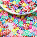 5mm Round Mixed Color Polymer Clay Fake Candy Slime fillers|Polymer Clay Party Decoration Confetti|DIY Sprinkles Decorations