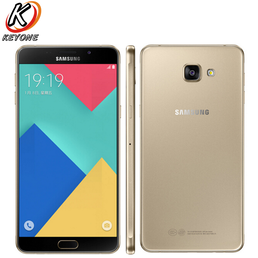 New Samsung Galaxy A9 A9000 4G LTE Mobile Phone 6.0″ 3GB RAM 32GB ROM Snapdragon 652 Octa Core Android Dual SIM Smart Phone