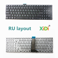 New ru teclado para asus x555 x555l x555la x555ld x555ln x555lp x555lb x555lf x555li x555u russo teclado do laptop