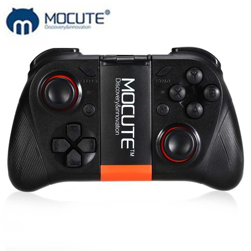 MOCUTE 050 Bluetooth3.0 Wireless Gamepad VR Controller di Gioco Android Gaming Joystick Controller Bluetooth per Smartphone Android