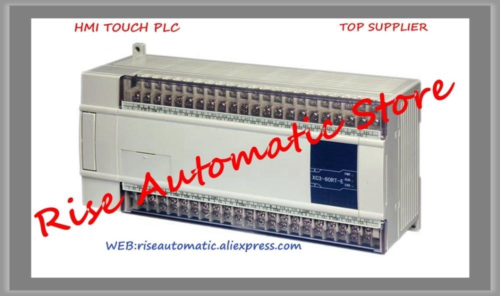 New Original Programmable Controller Module XC2-48RT-E PLC AC220V DI 28 DO 20 Relay Transistor mixed output xc3 48rt e xinje xc3 series plc ac220v di 28 do 20 relay transistor mixed output new in box