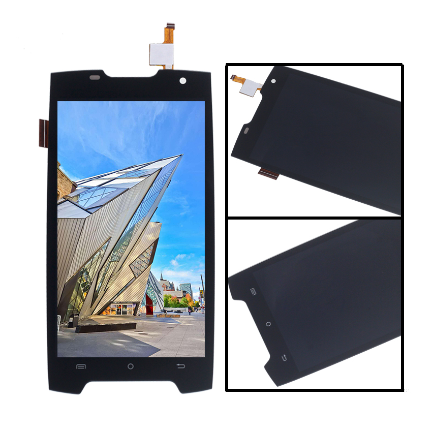 Image 3 - For Cubot King kong LCD Display Touch Screen Digitizer Replacement Phone Parts For Cubot Kingkong Display Screen LCD Display-in Mobile Phone LCD Screens from Cellphones & Telecommunications