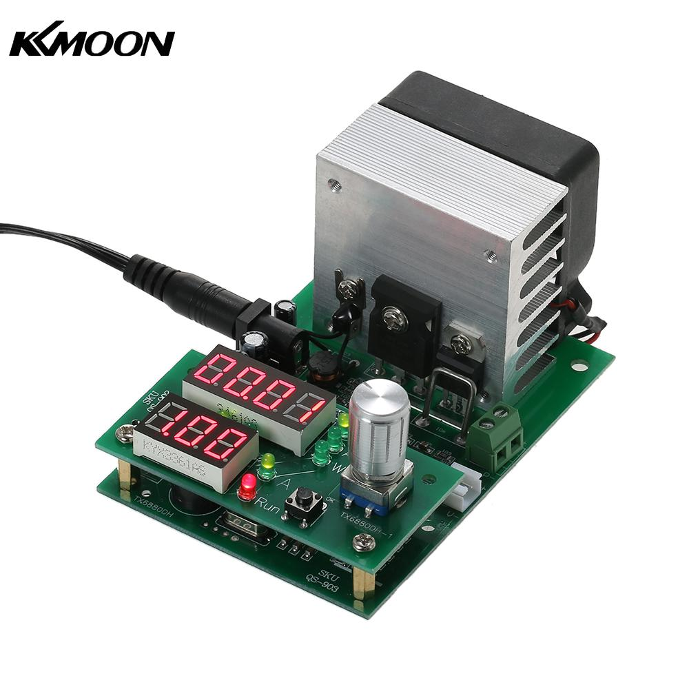 Multi-functional Constant Current Electronic Load 9.99A 60W 30V Discharge Power Supply Battery Capacity Tester Module 110w constant current electronic load tester 10a 1v 30v battery discharge capacity test equipment page 5